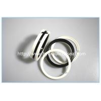 Buy cheap Black & White NCF Hydraulic Piston Seal / Adjuster Seal Polyformaldehyde product
