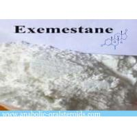 Buy cheap Aromasin / Exemestane 107868-30-4 Anti Estrogen Steroid To Control Estrogen Levels product