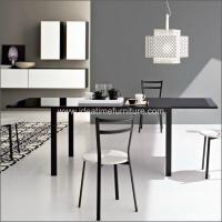 Buy cheap Modern Glass Dining Table (DTM-204) product