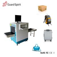 Buy cheap Small Size Security X Ray Machine Airport Security Baggage Scanner Inspection For Court product