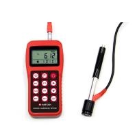 Buy cheap Low Power Consumption Portable Hardness Tester With Long Continuous Working Period MH180 product