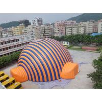 China High Temperature Resistance Dome Inflatable Tent / Inflatable Sport Tent For Commercial wholesale