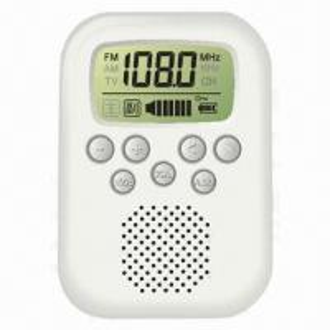 Buy cheap FM/AM/TV Radio, ISDB-T 1-SEG TV Sound and AM/FM Band Radio Broadcasts product