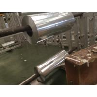 Quality 0.006 mm to 0.1mm Household Jumbo Roll Aluminum Foil / Aluminium Coil Hot Rolled for sale