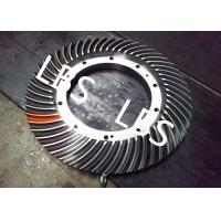 Buy cheap Die Casting Double Helical Gears Bevel Gears Shaft Chrome Plating product