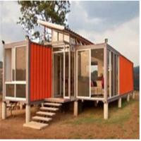 Buy cheap Flat Pack/Prefabricated/Prefab Shipping Container/Mobile Home Prefab mobie Homes product