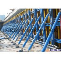 Buy cheap Bracing Support Single Sided Wall Formwork With Easy Handling and Lower Cost from wholesalers