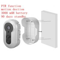 Buy cheap 1.3 Million Pixels PIR Motion WIFI Video Doorbell Wireless Security Camera Doorbell product