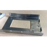 Buy cheap Welding Sheet  Metal Stamping Process Parts With Logo Engraving / Stainless Steel Plate product