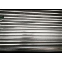 China Round Shape Seamless Steel Tube 15mm Wall Thickness NBK Delivery Condition on sale