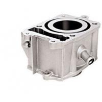 Buy cheap 125cc Aluminium Motorcycle Cylinder Block Water Cooled , 52.4mm Diameter product