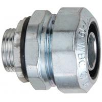 Buy cheap WBG WUG WAG NUC Metal Conduit  Coupler , Threaded Conduit Fittings Galvanized product
