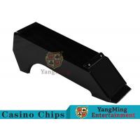 Buy cheap Traditional Texas Holdem 6 Deck Card Shoe Special For Wide Or Small Cards product