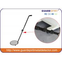 Buy cheap Explosive Bomb Detector Under Vehicle Inspection Mirror / Convex Mirror With Wheels And Flashlight product