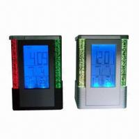 Buy cheap Colorful calendar pen holders, multifunction product