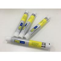 Buy cheap Flexo Printing ABL 275 / 20 Collapsible Tube Food Packaging 0.68 OZ product