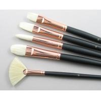 Buy cheap New art brush set, best oil painting brush,12pcs per set bristle brush product