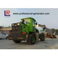 Buy cheap 4 Cubic Meters Concrete Mixer Truck , Water Tank Capacity 660L product