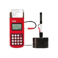 Buy cheap Adjustable Backlight Portable Hardness Tester With Integrated High Speed Printer MH320 product
