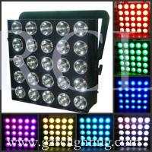 25X30W Ultrathin LED Matrix Blinder Light Stage Lights