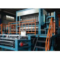 Buy cheap 8 Sides Rotary Reclying Paper Pulp Molding Machine Egg Tray Making , CE & ISO9001 product