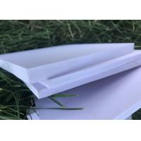 Buy cheap Furniture Industry Expanded PVC Foam Board Screen Printing High Strength product