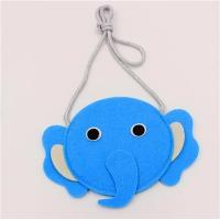 China factory price high quality lovely felt coin wallet/coin purse on sale
