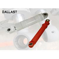Buy cheap Agricultural Machinery Double Acting Hydraulic Ram Cylinder 3-7 Extended Stages product