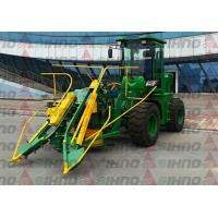 Buy cheap Advanced Hydraulic System Mini Sugar Cane Cutting Machine / Sugar Cane Harvester for Sale product