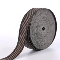 Buy cheap 37mm Narrow Woven Mattress Tape Edge Polyester / Nylon / Cotton Material product