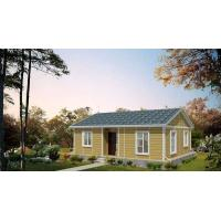 Buy cheap New Construction Design Prefab Steel Structure Villa House Building product