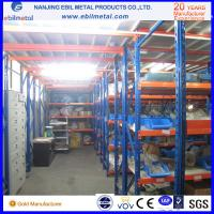 China 2016 Hot Sale Steel Q235 2-3 floors Mezzanine Rack for Warehouse Storage on sale