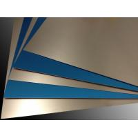 Buy cheap Ccl Raw Material Copper Clad Sheet , 0.05 - 4.0mm Thickness Copper Board For Pcb product
