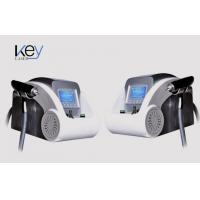 Buy cheap ND YAG Q-switched Laser Equipment For Birth Mark Removal / Eyeline - cleaning product