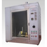 Buy cheap Electronic Components Plastic Testing Equipment IEC 60695 FOR Painting Glow - Wire product