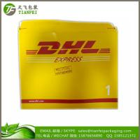 Buy cheap (FREE DESIGN) 350x270mm DHL Packing List Envelope, Paper Courier Bags, Mailing Bag product