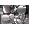1050 1060 1100 3003 Aluminium Sheet Circle / Round Metal Circles For Cooking Utensils for sale