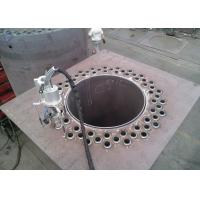 Buy cheap Automatic Drum Manufacturing Equipment Tube to Tube Sheet MAG Welding Machine product