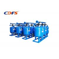 Buy cheap Suspended Solids Multimedia Sand Filter , 5 Microns Multimedia Filters Water Treatment  product