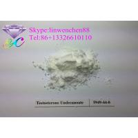 China Testosterone Undecanoate / injectble body building Steroids / Andriol Oral CAS 5949-44-0 wholesale