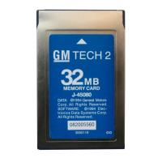 Buy cheap 32MB Card For GM TECH2(GM,OPEL,SAAB,ISUZU,SUZUKI,Holden) product