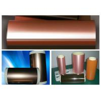 Buy cheap Adhesiveless Copper Clad Circuit Board , SLP Flexible Copper Clad Sheet For PCB from wholesalers