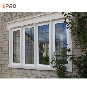 Buy cheap Aluminum Bay Casement Windows Double Glazed Home Depot Windows product