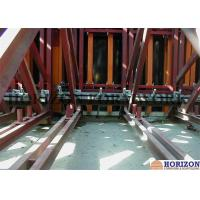 Buy cheap Heavy Duty One Sided Concrete Wall FormingPowder Coating Furface Crane Lift Shifting product