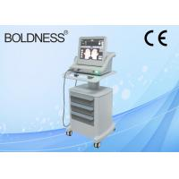 Buy cheap High Intensity Focus Ultrasound HIFU Beauty Machine For Face Lifting / Wrinkle Removal CE product