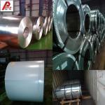 Buy cheap Cold rolled PPGI Prepainted Galvanized Steel Coil /  aluzinc steel coil SGCC , DX51D+Z product