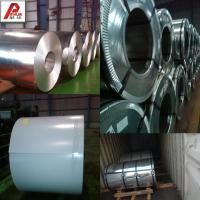 China Prepainted GI steel coil / PPGI / PPGL galvanized steel sheet in coil 914 ~ 1250 mm wholesale