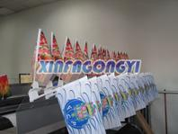 China car flag for display wholesale