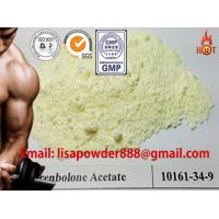 Pharmaceutical Raw Material Anabolic Steroids Trenbolone Acetate Powder CAS 10161-34-9
