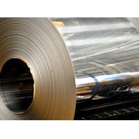 Buy cheap Grade 304 430 Stainless Steel Coil , PED / ISO Standard Cold Rolled Steel Coil product